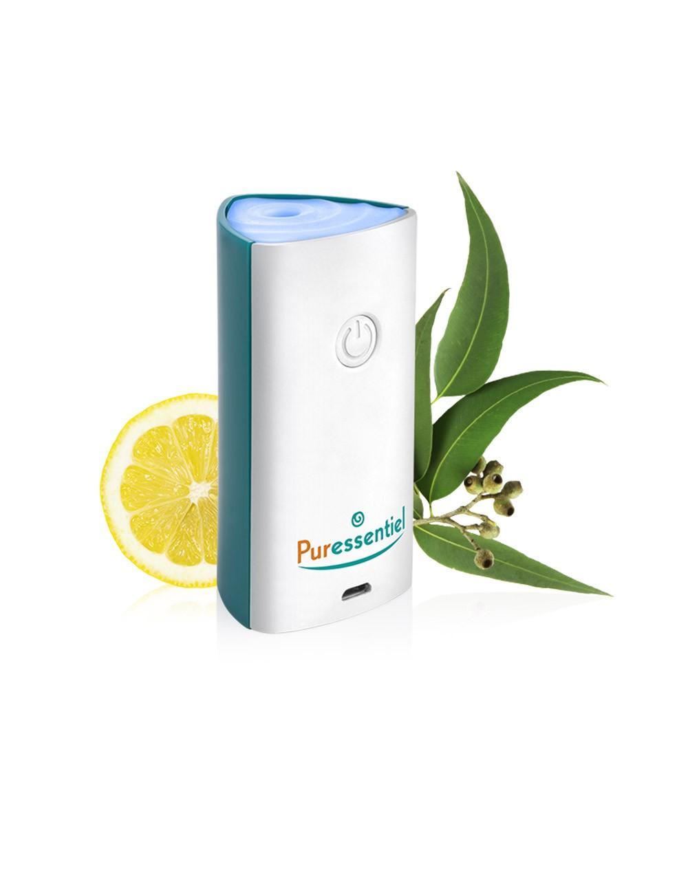 Difusor de aceites esenciales portátil DIFUS&GO para aromaterapia