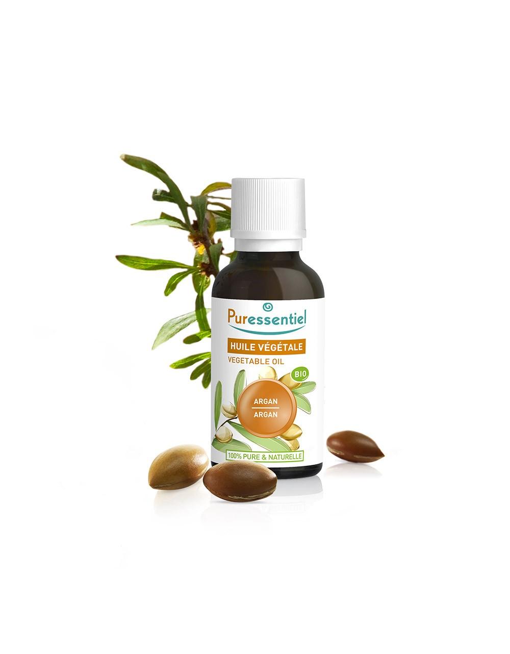 Aceite vegetal ecológico Argán
