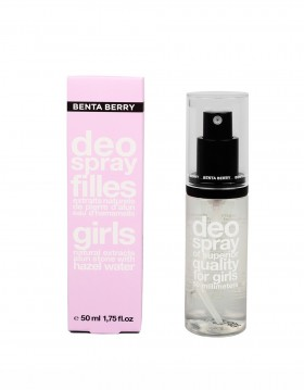 Benta Berry Desodorante en spray para ellas 50ml