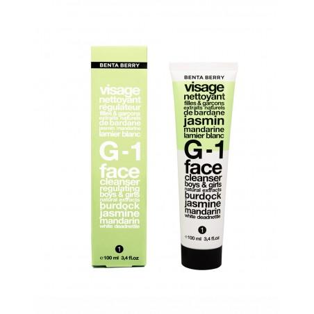 Benta Berry Gel regulador facial G-1 para él y ella 100ml